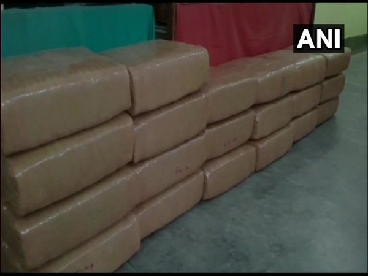 West Tripura: 1 person arrested for possessing marijuana