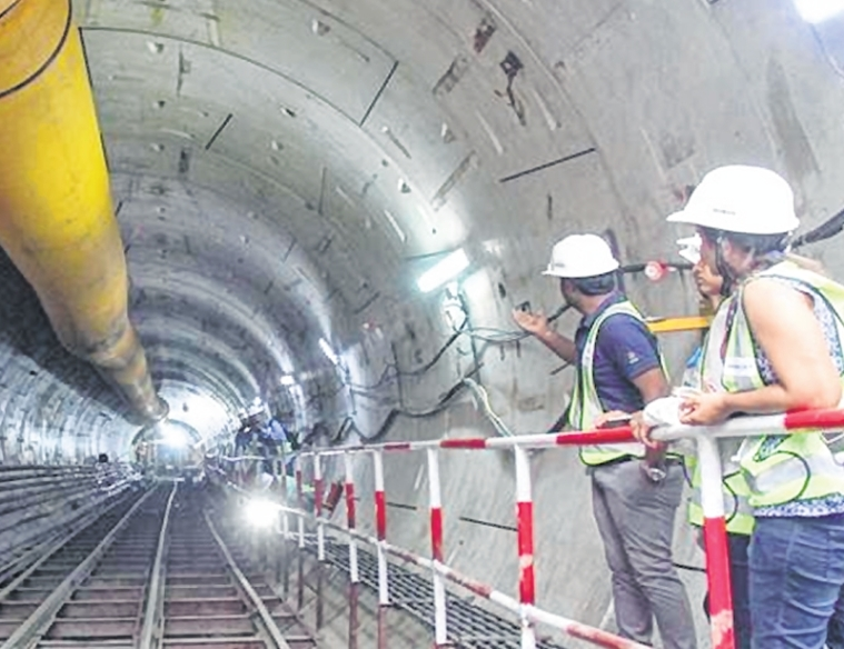 Mumbai: Metro line 2B and 4 will have common interchange at Siddharth Colony Station