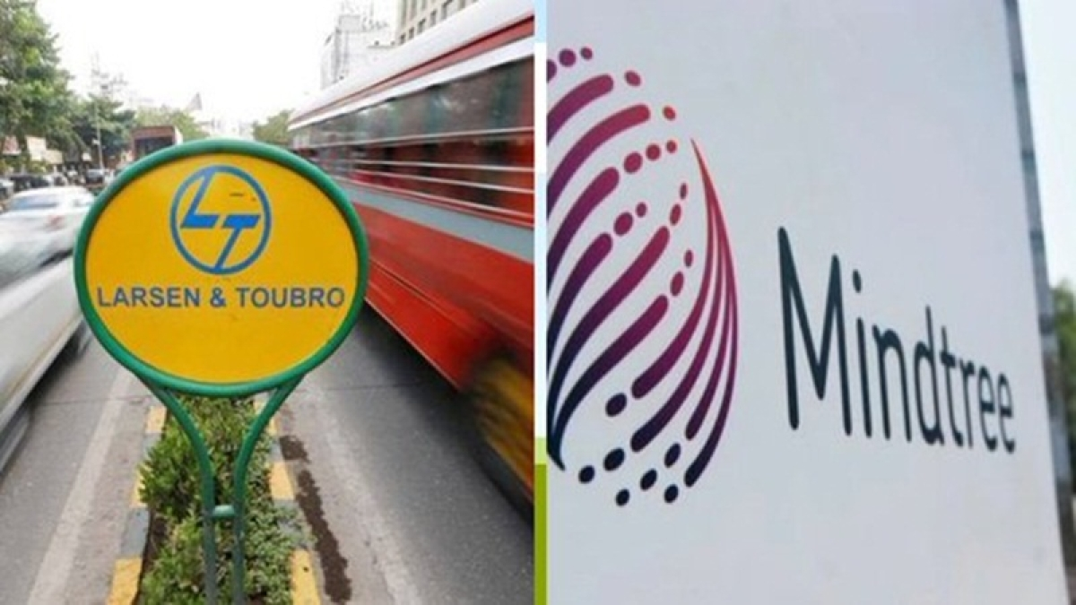 L&T announces Rs 5,029.8 cr open offer for Mindtree at Rs 980/share