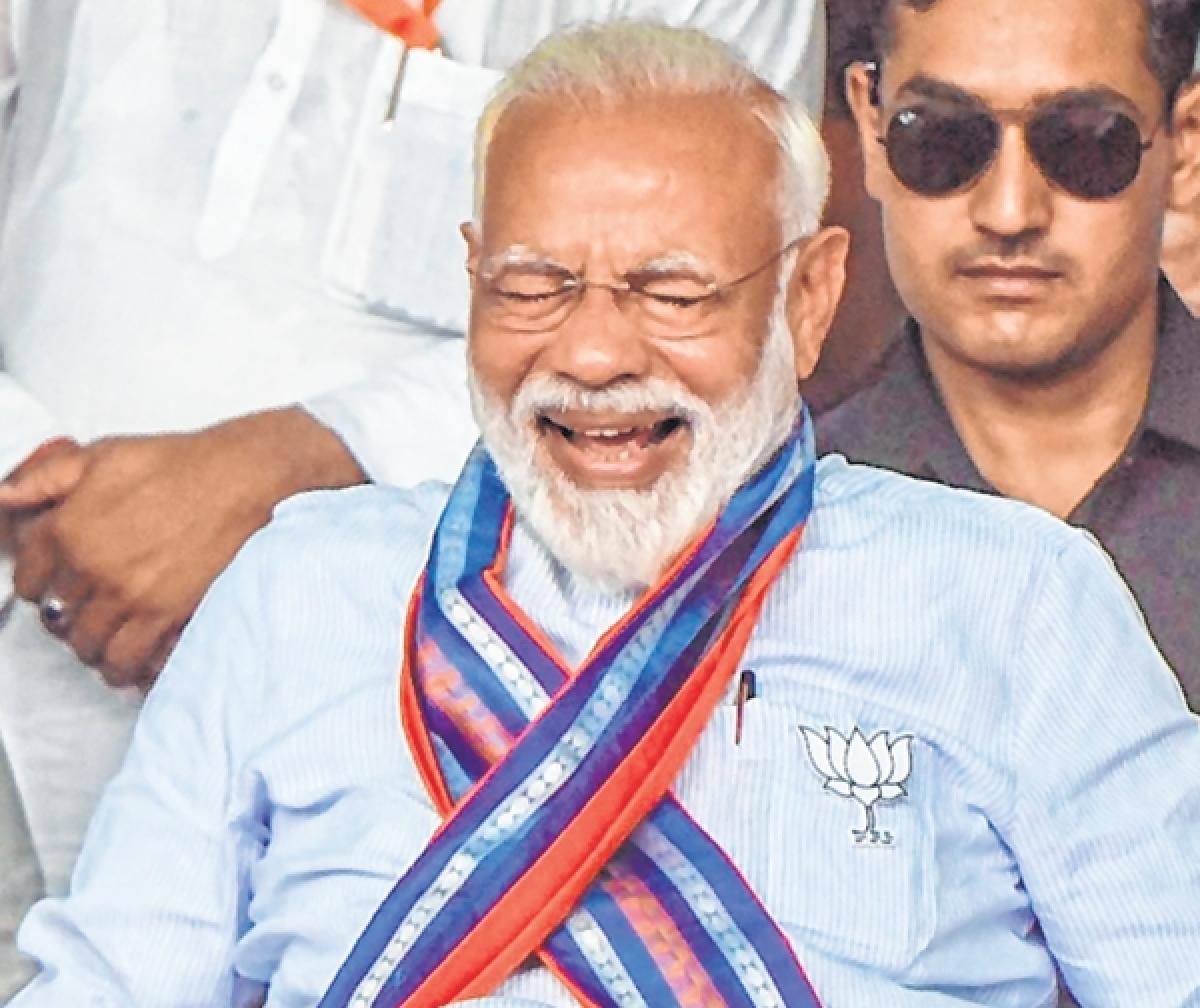 Ab ki baar 300 paar: PM Modi