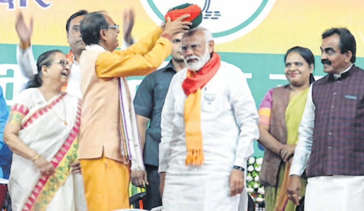 Dynasty doesn't bring vision, wisdom, PM Modi's dig at Rahul Gandhi