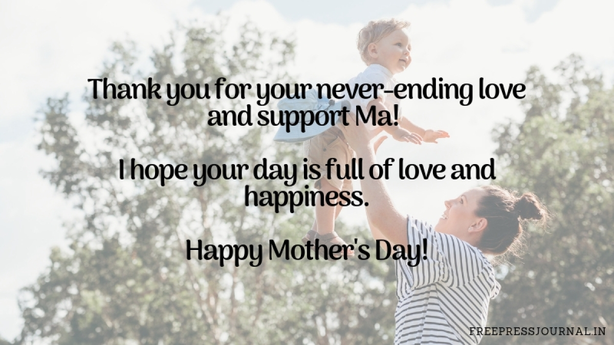 International Mother's Day 2019: Wishes, messages, images and greetings to share on WhatsApp, Facebook, Instagram and SMS