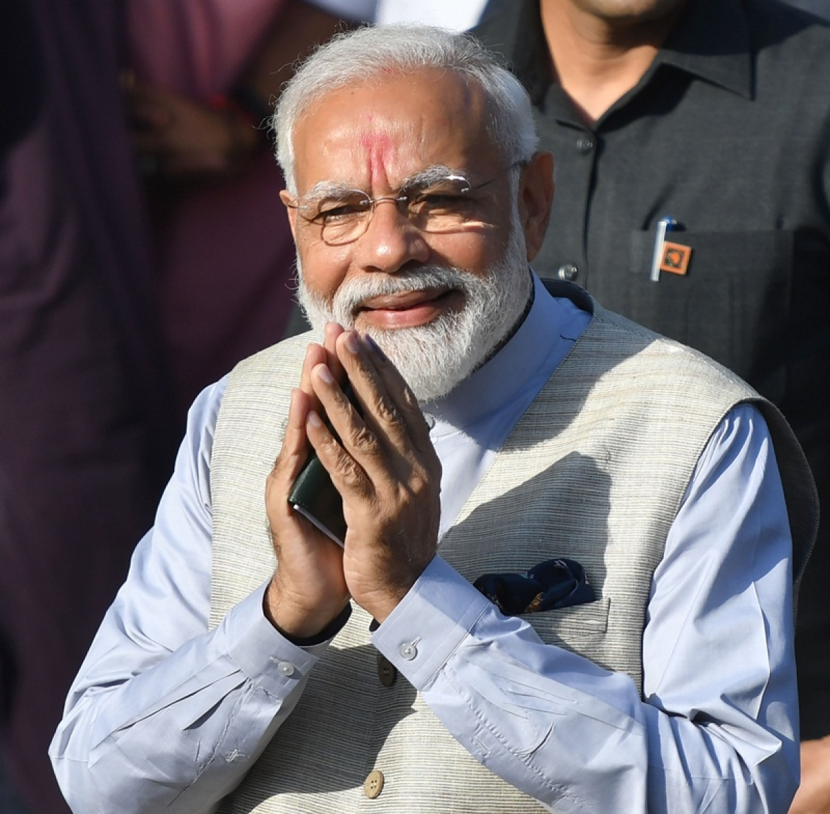 Property I own is open book:PM Modi