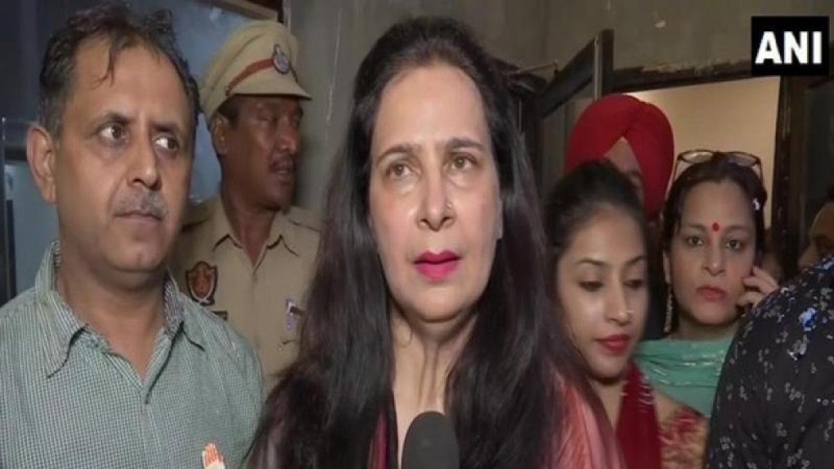 Punjab CM Amarinder Singh, Asha Kumari denied me ticket from Amritsar: Navjot Kaur Sidhu