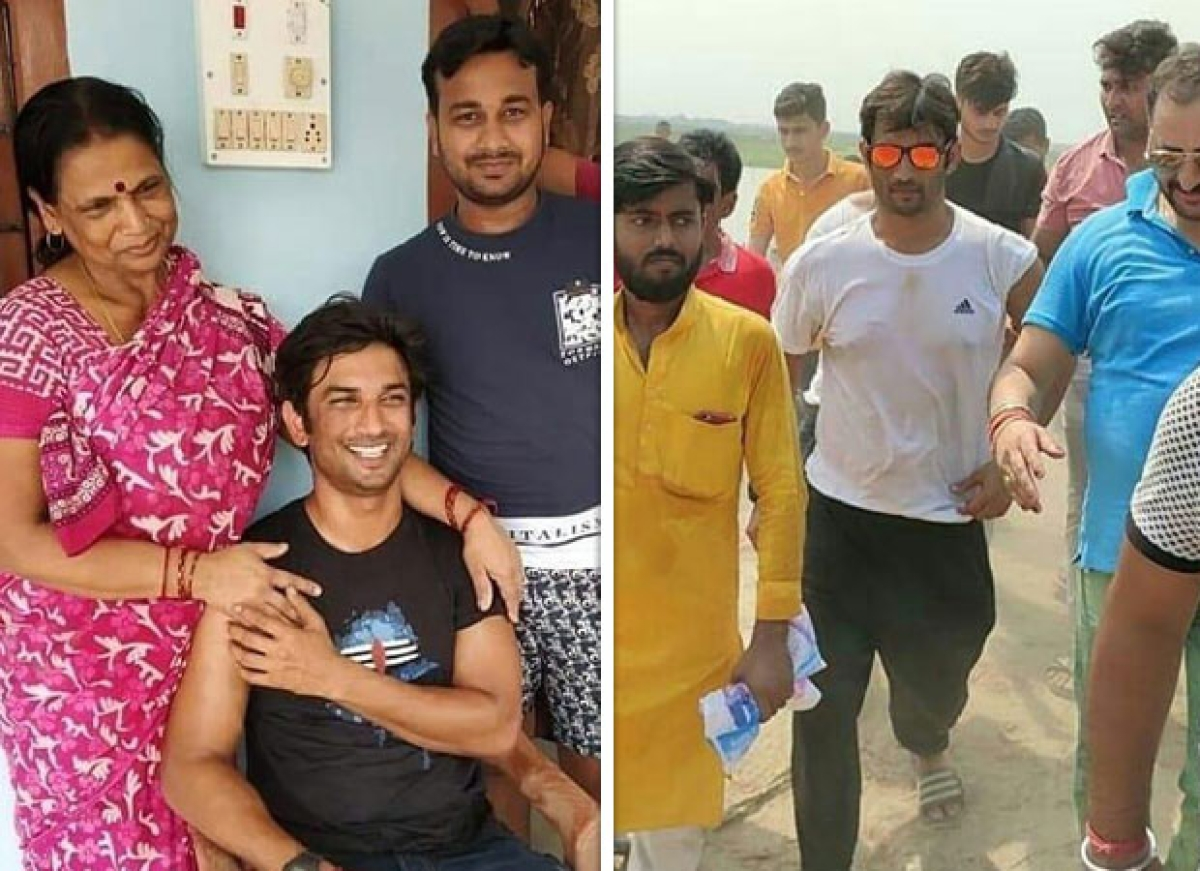 Sushant Singh Rajput takes a trip to his hometown Bihar after 17 years, to fulfill his late mother's wishes