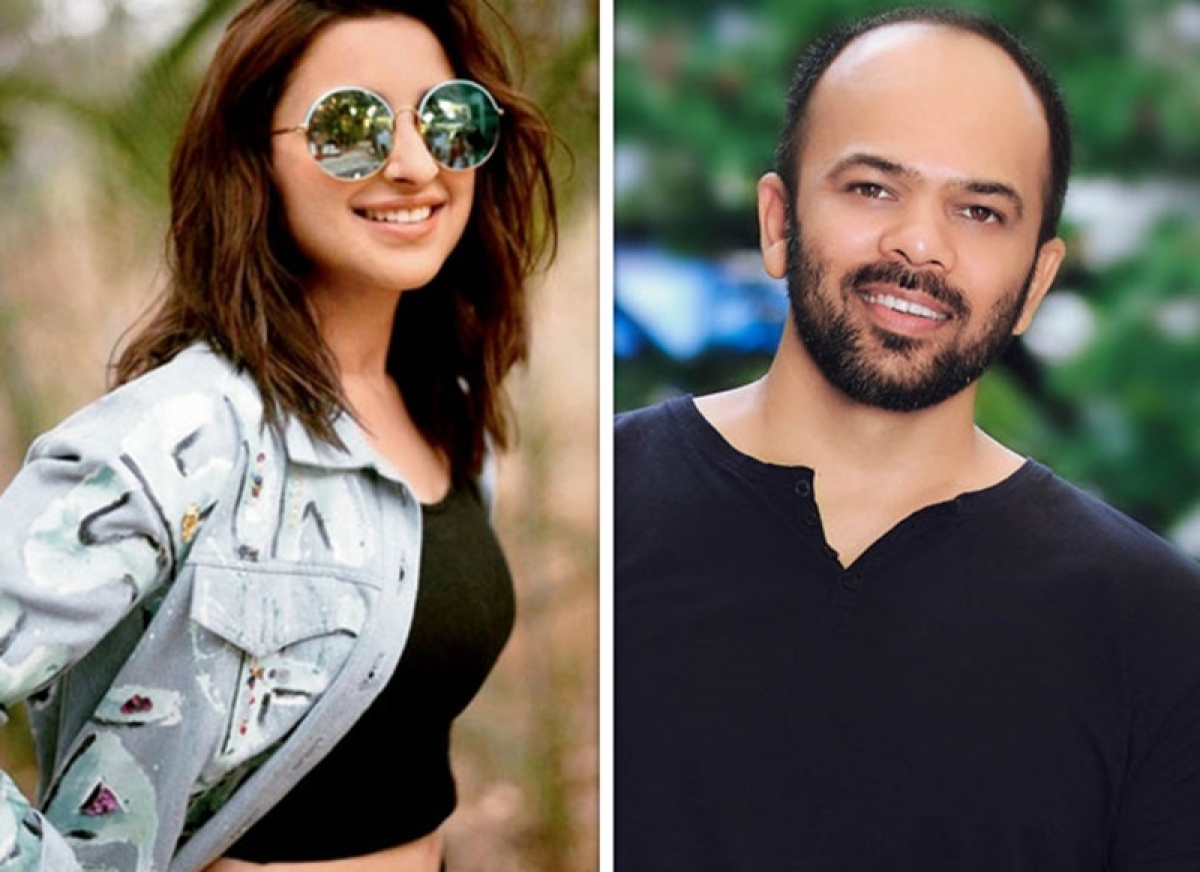 Parineeti Chopra reveals Rohit Shetty's hilarious pranked on sets of Golmaal Again