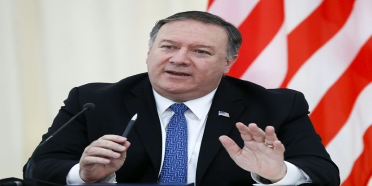 Pompeo says 'quite possible' Iran behind Gulf incidents