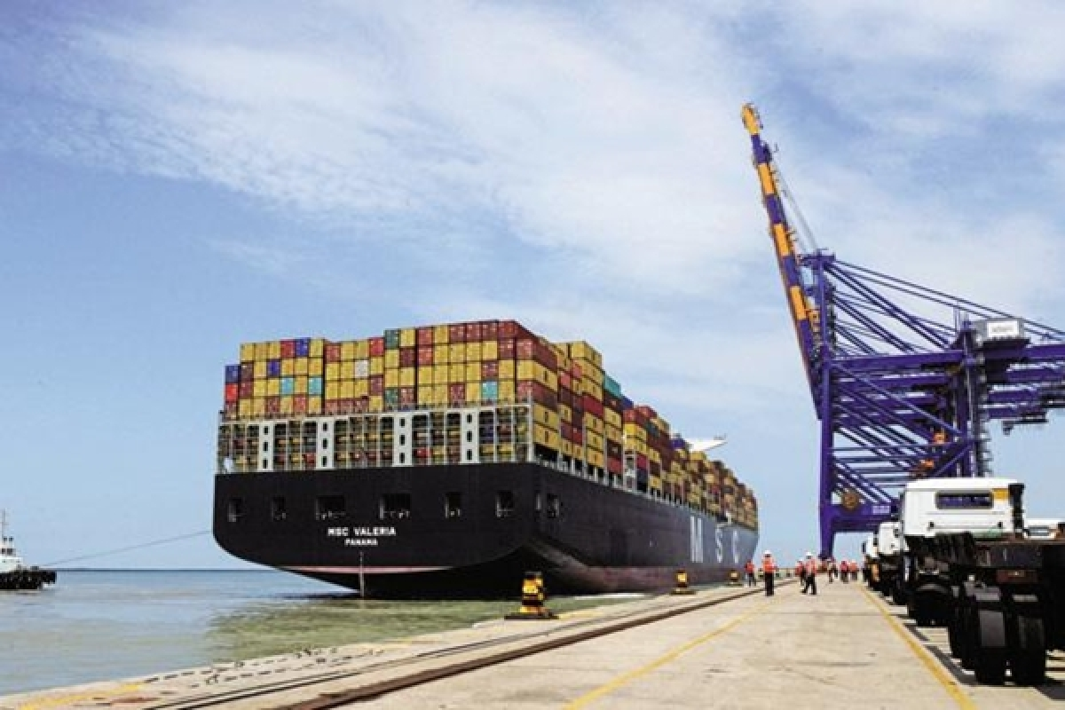 Adani Ports to invest USD 290 million in Myanmar