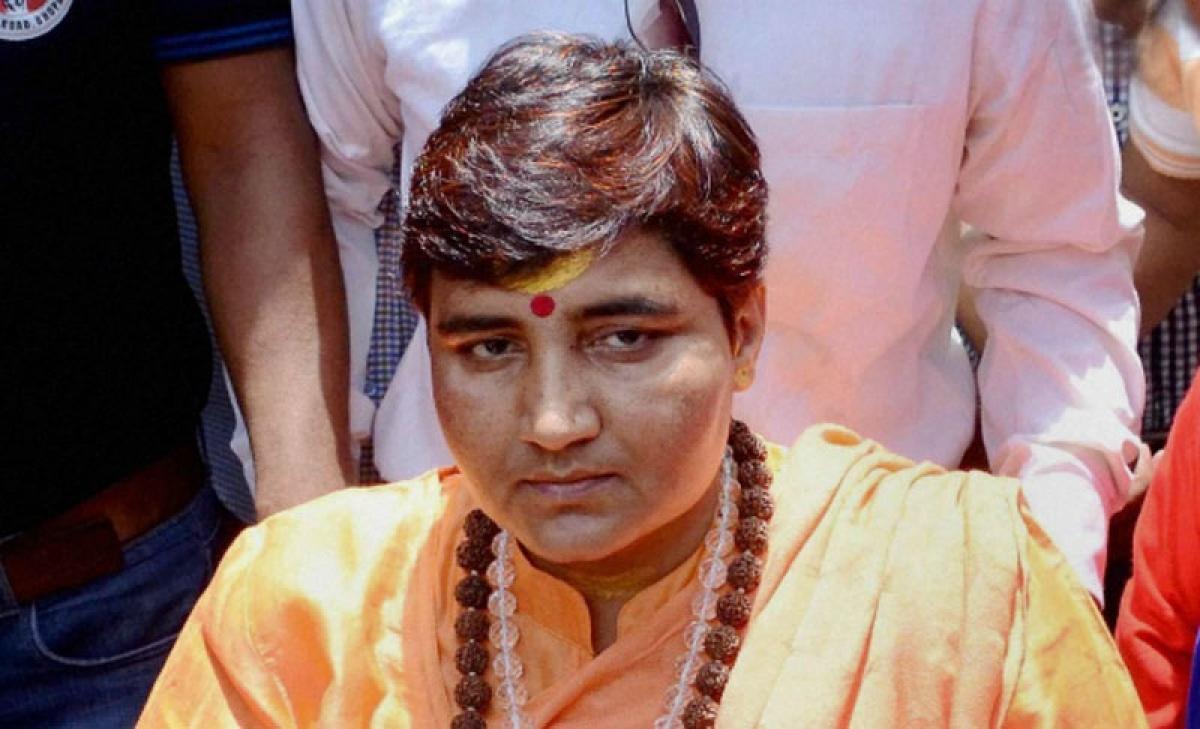 People know difference between saint and devil: Sadhvi Pragya