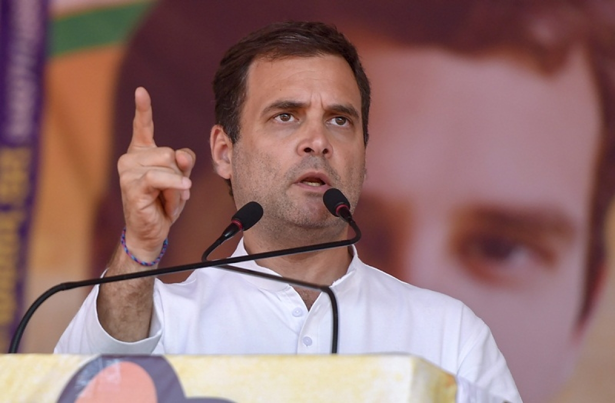 Rahul Gandhi meets Alwar gang-rape victim, promises action against culprits