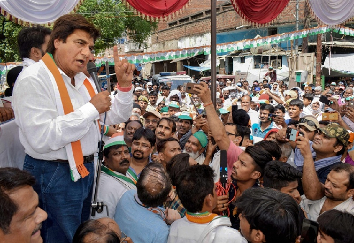 BJP committed a sin by releasing Masood Azhar in 1999: Raj Babbar
