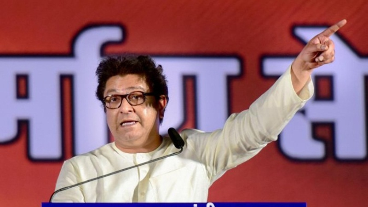 Raj Thackeray to take a saffron turn?