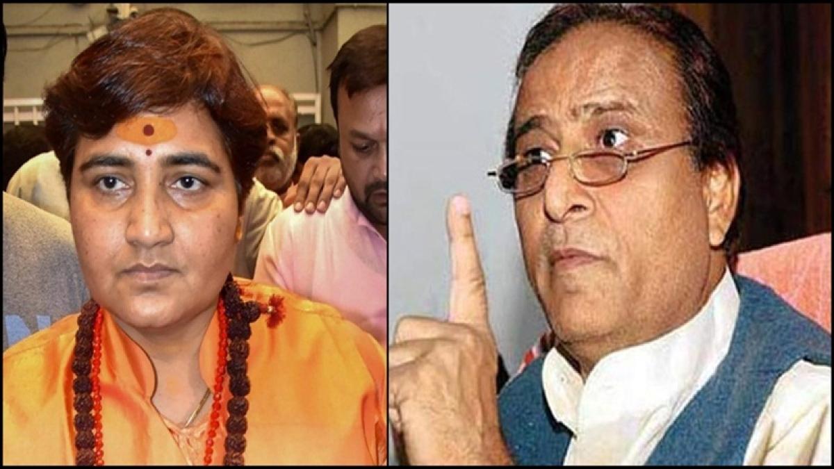 Pragya Thakur, Azam Khan! Controversial candidates who won in Lok Sabha Elections 2019