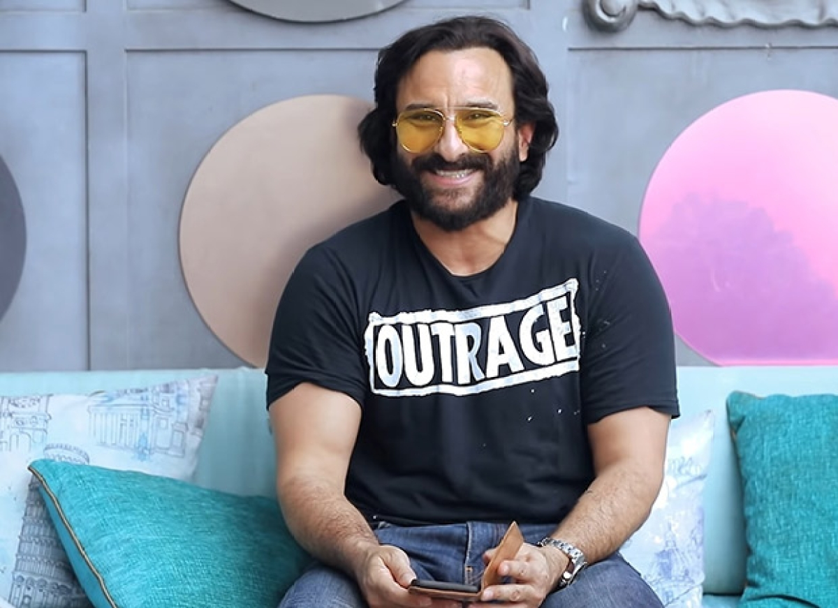 Wanted to give it back: Saif Ali Khan to troll asking him if he bought his Padma Shri award