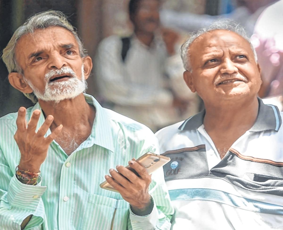 Market rides exit polls euphoria; Sensex soars 1,422 points