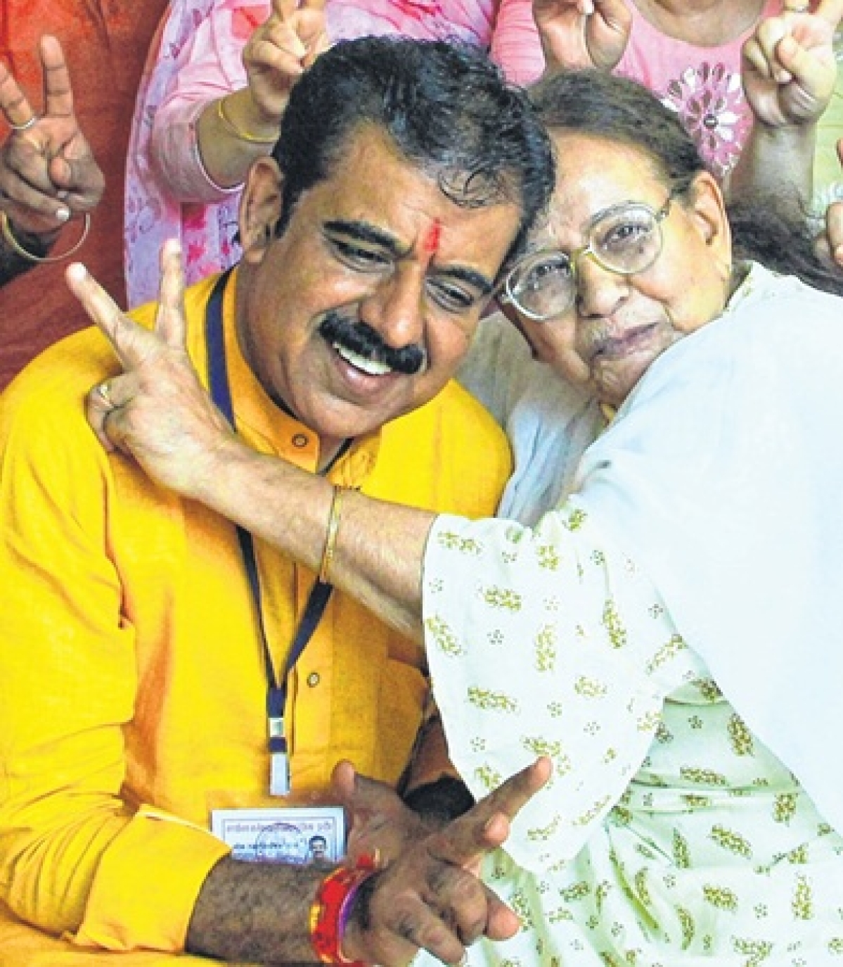 Indore: Shankar Lalwani is Indore's Lal