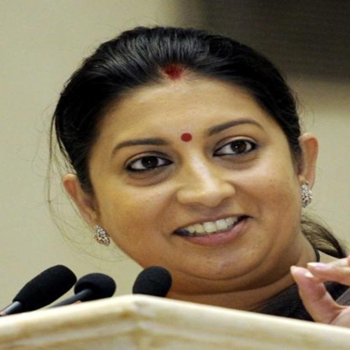 No Indian will be left out, says Smriti Irani on NRC