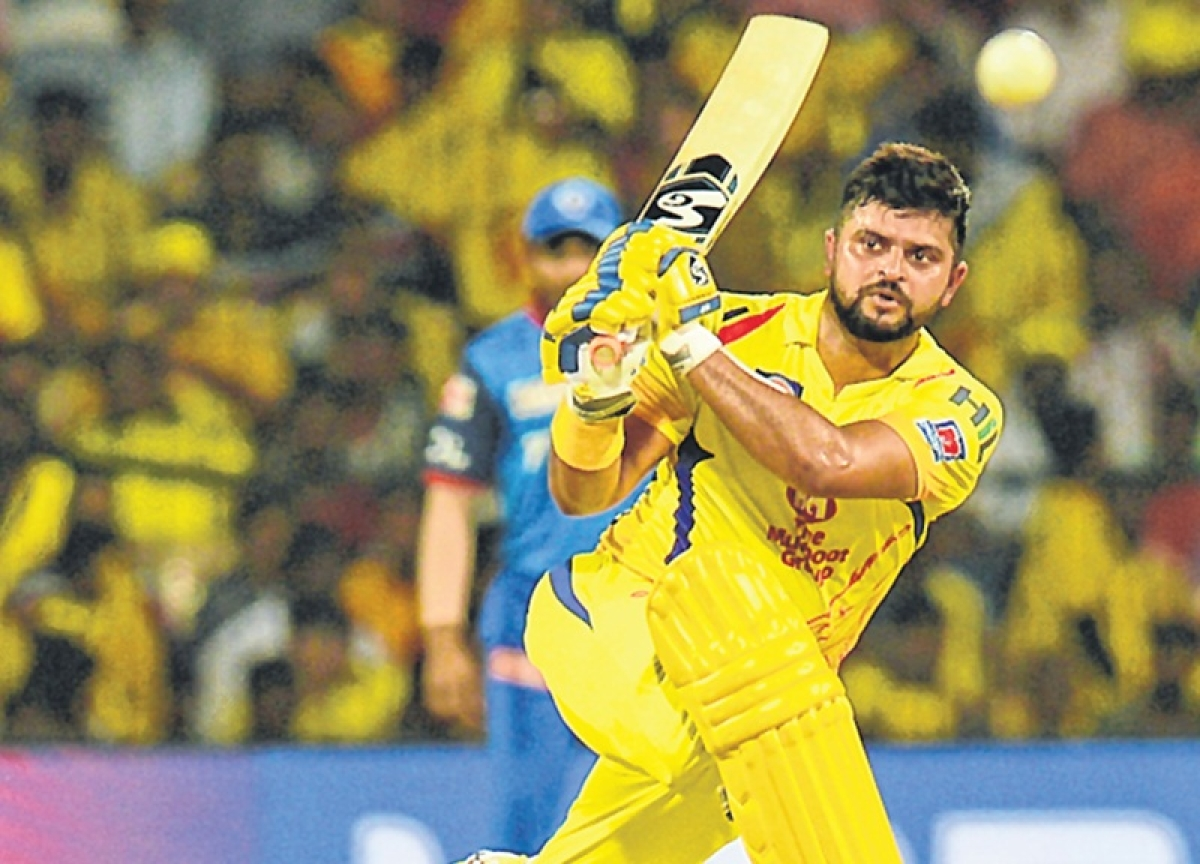 The defending champions topple Delhi Capitals and reclaim top spot with massive 80-run victory