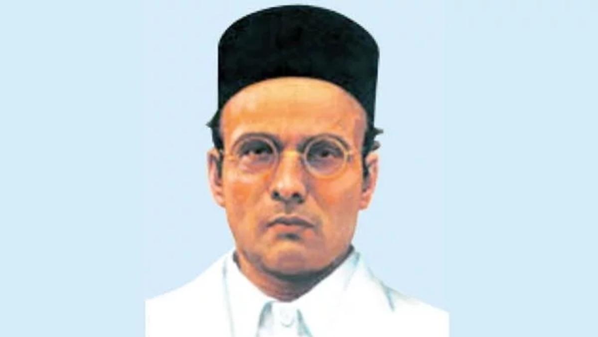 Hindu Mahasabha founder Vinayak Damodar Savarkar