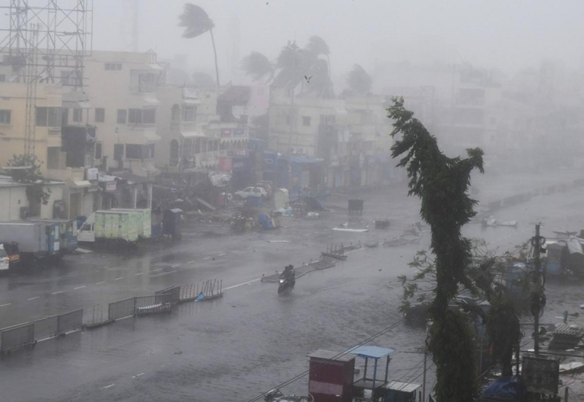 Bhopal: Fani increases humidity may cause rain at many places in Madhya Pradesh