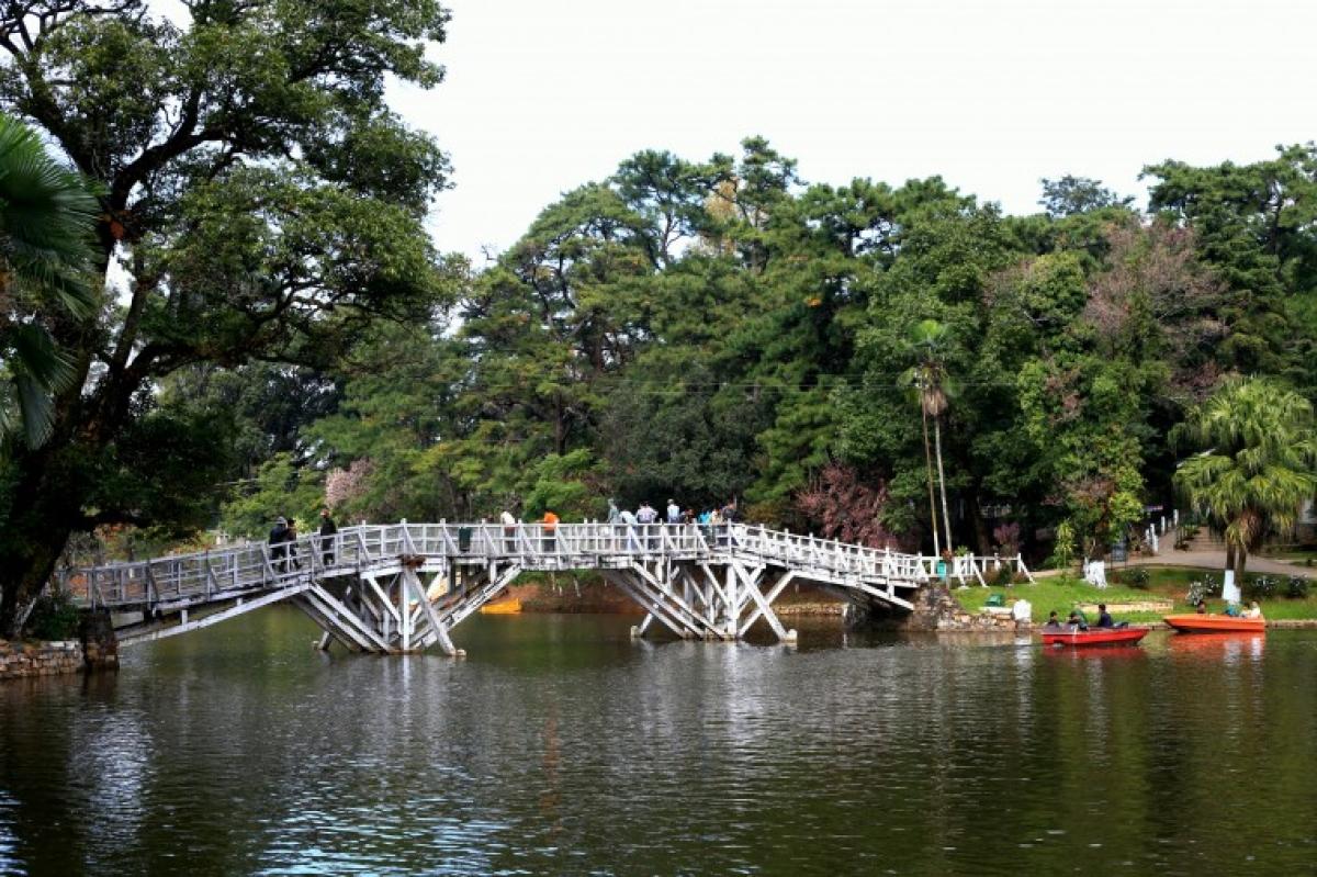 Meghalaya: Scenic and serene
