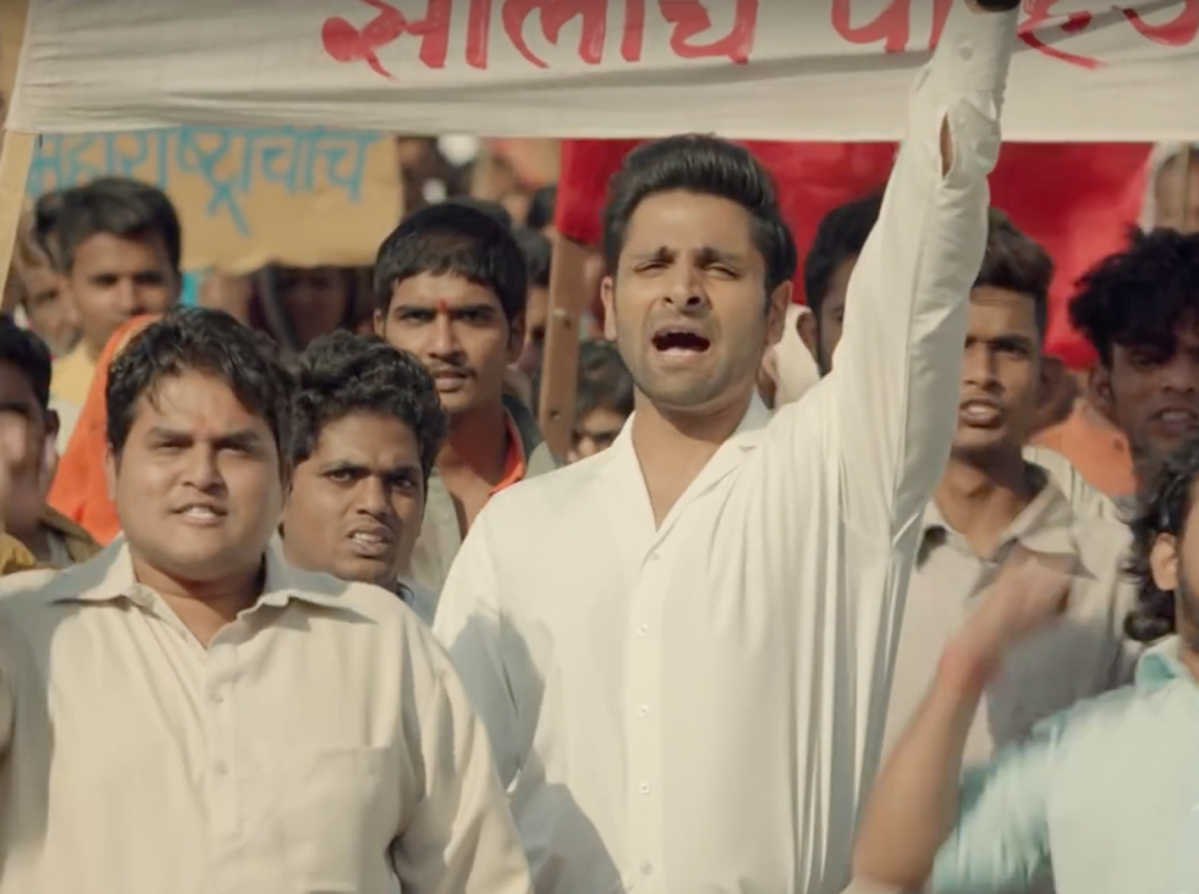 Web series review: Hutatma is a good attempt at revisiting an unknown revolution