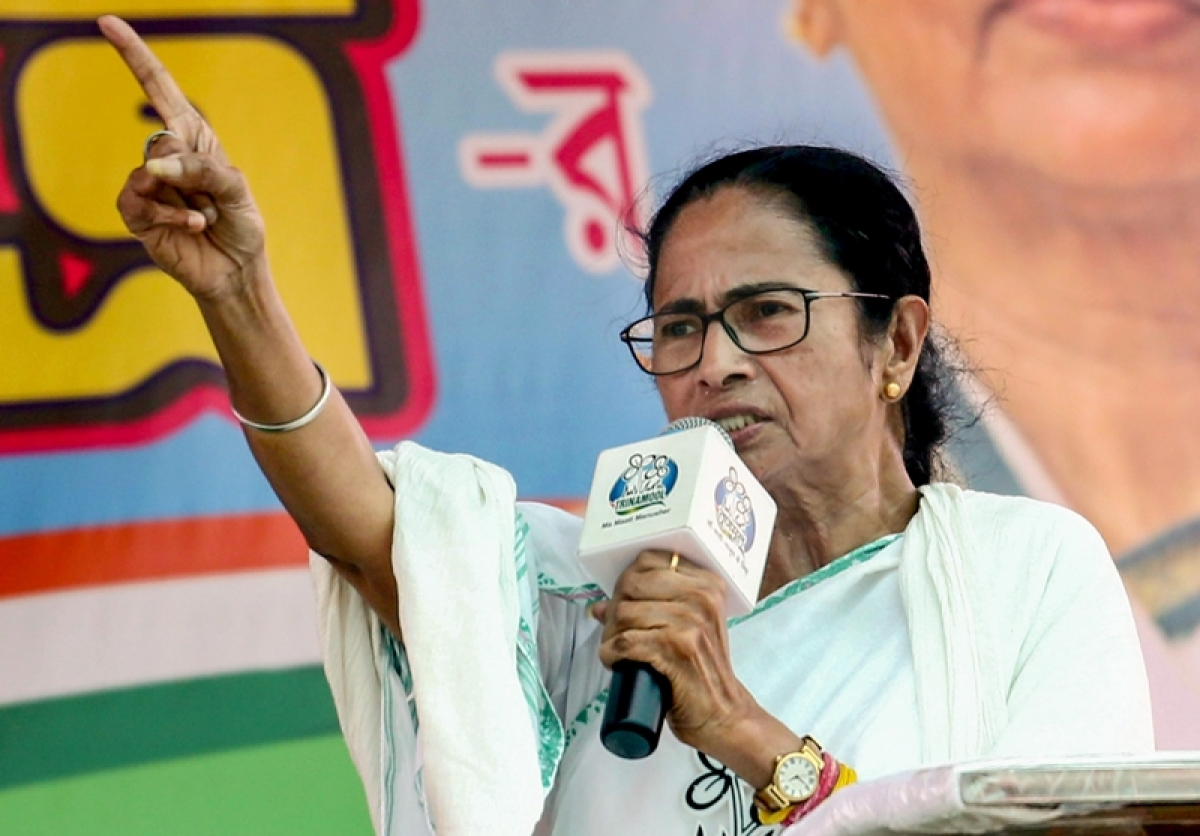 'Stand by refugees': Mamata Banerjee addresses Matua community at a rally in North 24 Parganas