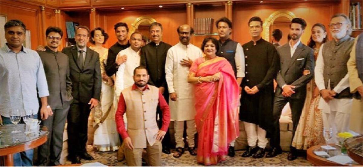 Only Modi can bring Kangana Ranaut and Karan Johar in one frame