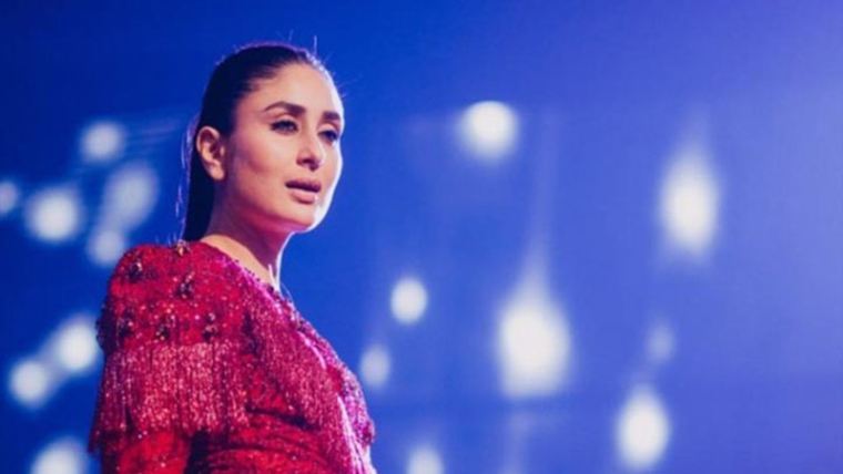 "Kareena Kapoor got all eyes on her hot look; For her dance reality show ""Dance India Dance"""