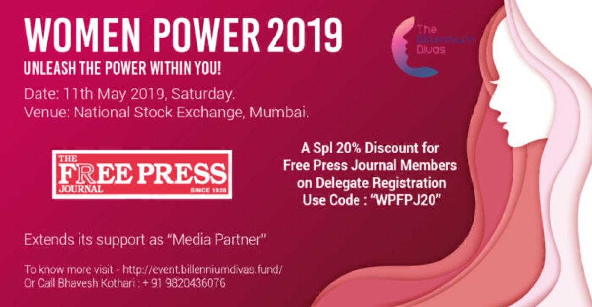"Billennium Divas Fund announces its flagship Knowledge Series called the ""Women Power 2019"""