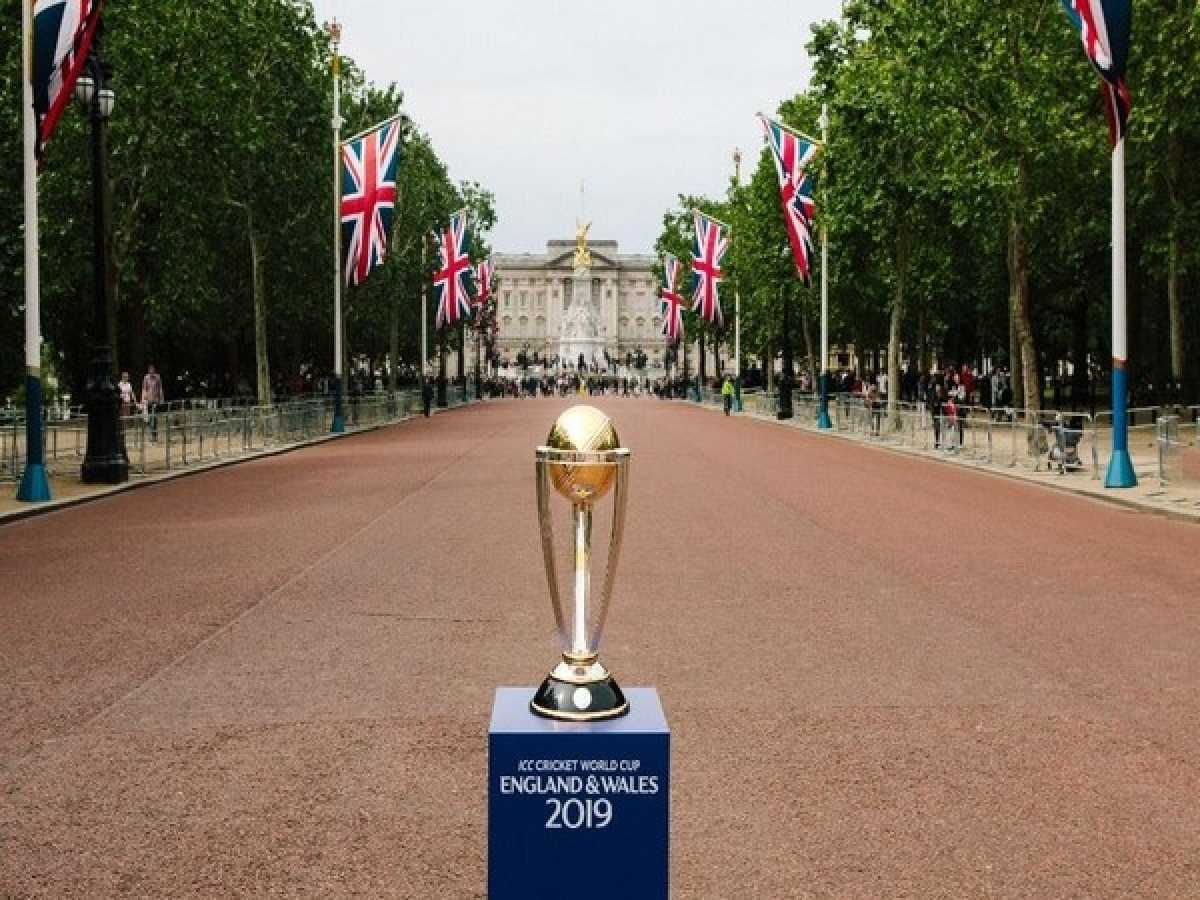 World Cup 2019 kicks off with 60-second challenge