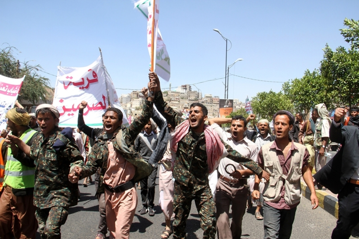 Houthi rebels to launch attacks at 300 Saudi facilities