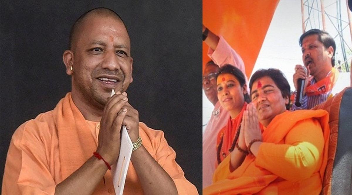 Lok Sabha elections 2019: 5 saffron-clad politicians promoting 'Hindutva' ideology