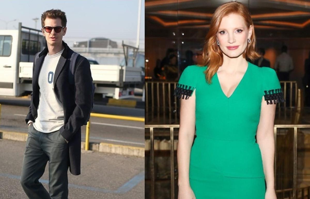 Andrew Garfield, Jessica Chastain to star in Tammy Faye biopic