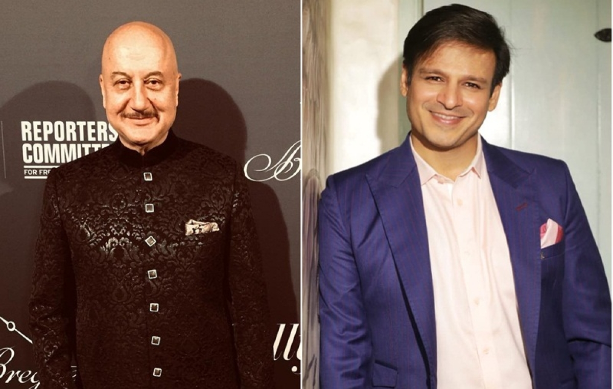 What he did was shameful: Anupam Kher on Vivek Oberoi sharing meme on Aishwarya Rai Bachchan
