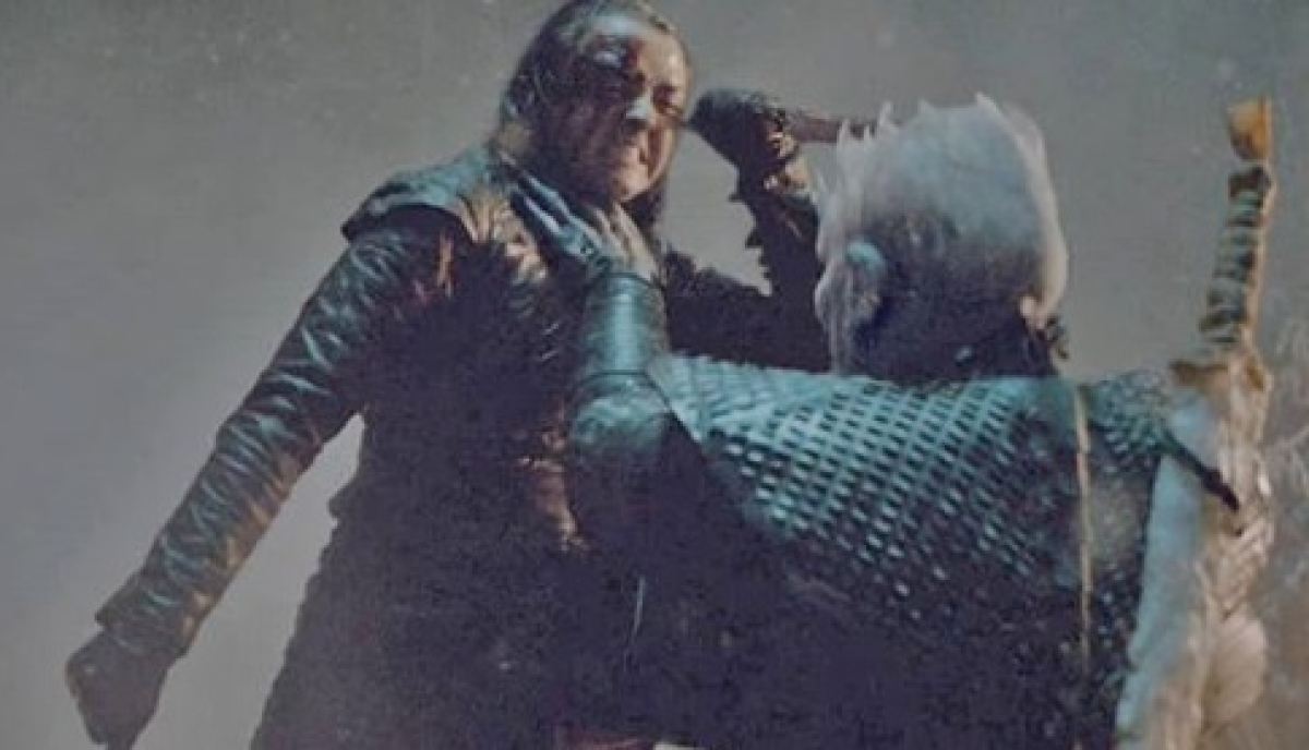 Game of Thrones 'Drop Scene' triggers Arya Stark challenge on social media