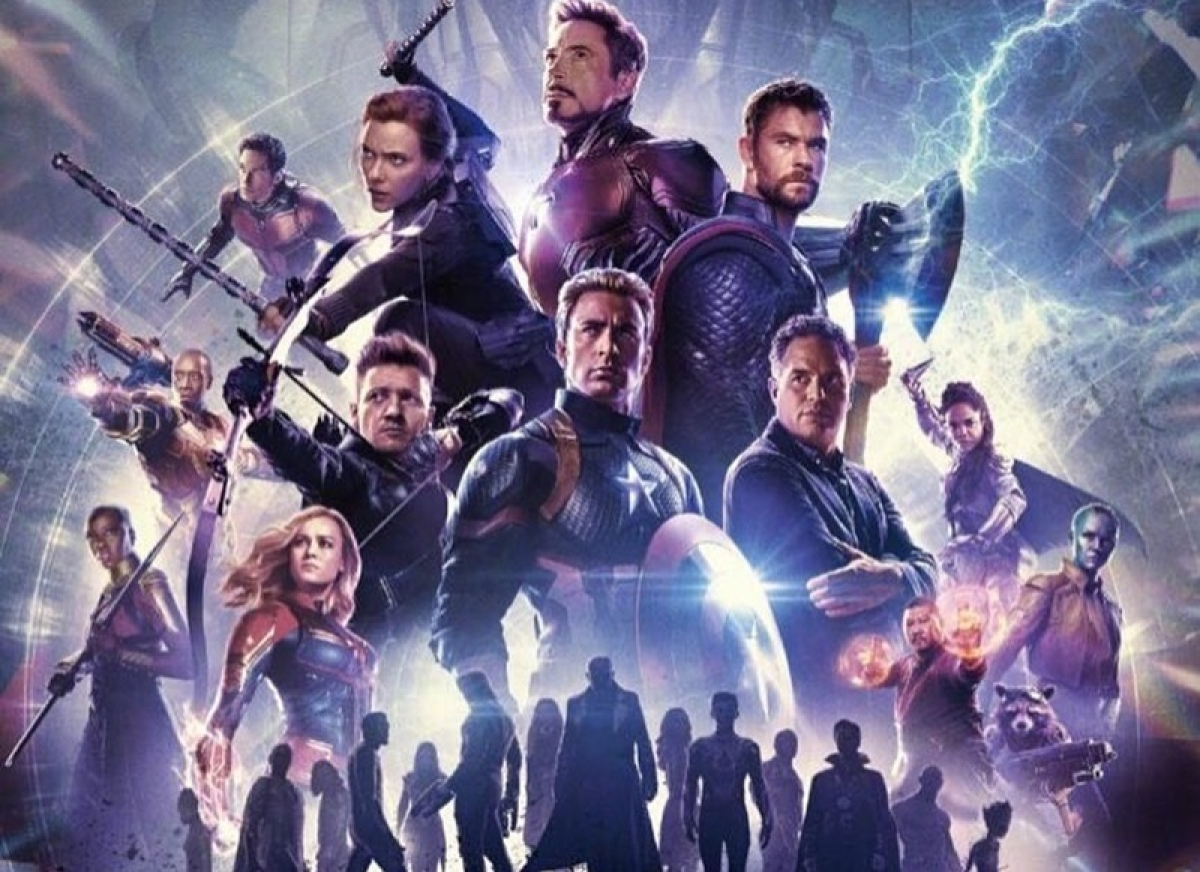 Marvel film 'Avengers: Endgame' enters Rs 200 crore club
