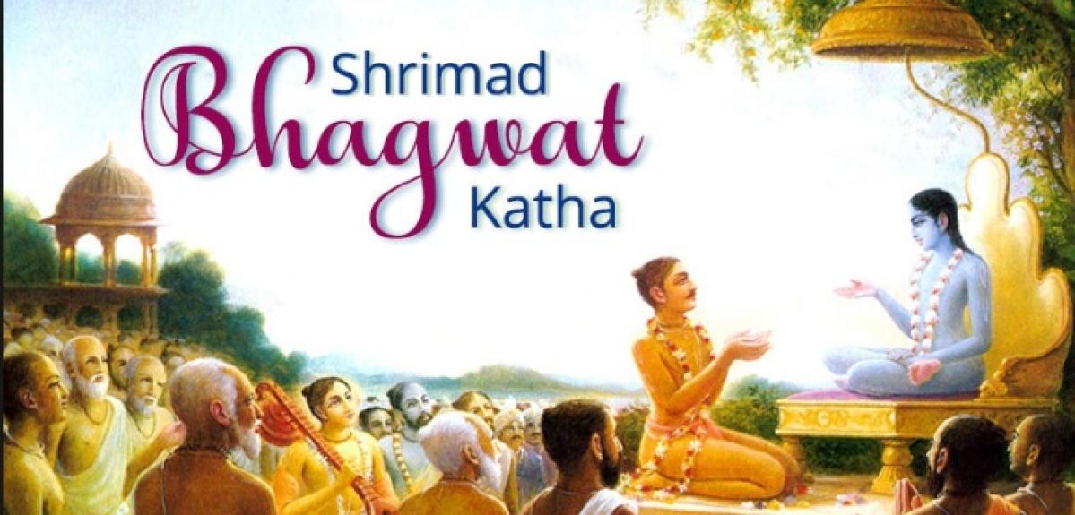 Bhopal: Discourse on Bhagwat Katha concludes