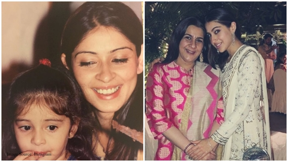 International Mother's Day 2019: From Ananya Pandey to Sara Ali Khan, here's what Bollywood celebrities have to say about their moms