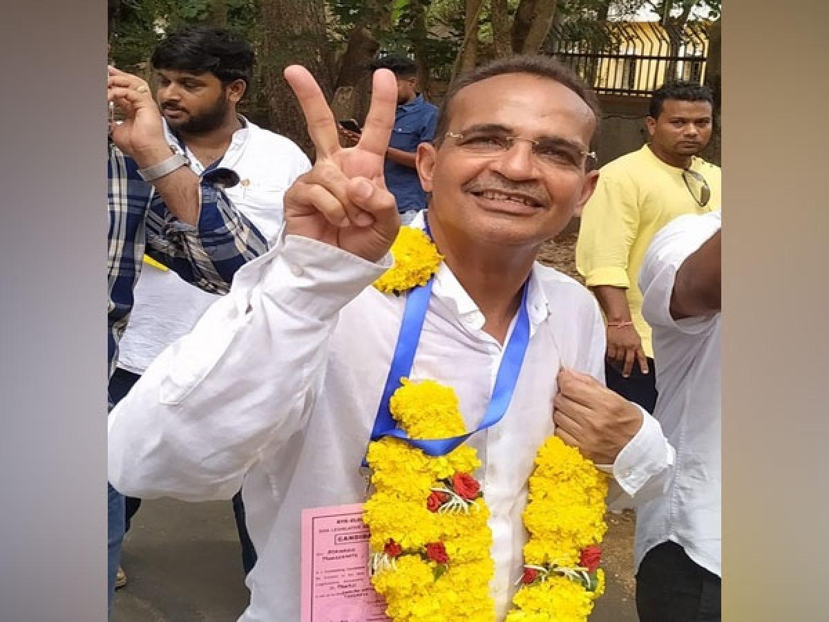 Goa: BJP loses Parrikar's Panaji Assembly seat to Congress