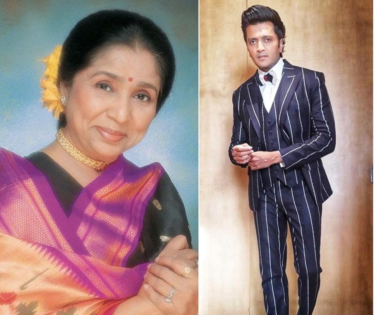 Lok Sabha Results 2019: Riteish Deshmukh and Asha Bhosle congratulate PM Narendra Modi