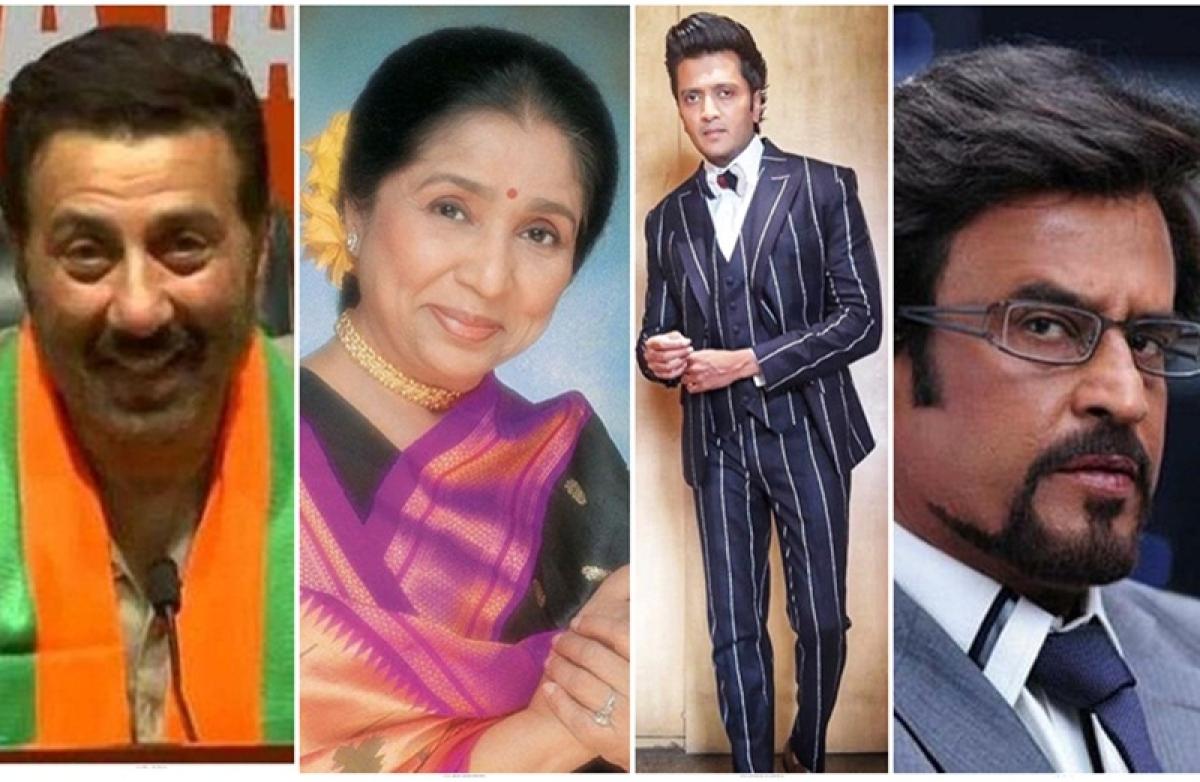 Lok Sabha Polls 2019: Bollywood celebrities congratulate BJP, hail Indian electorate