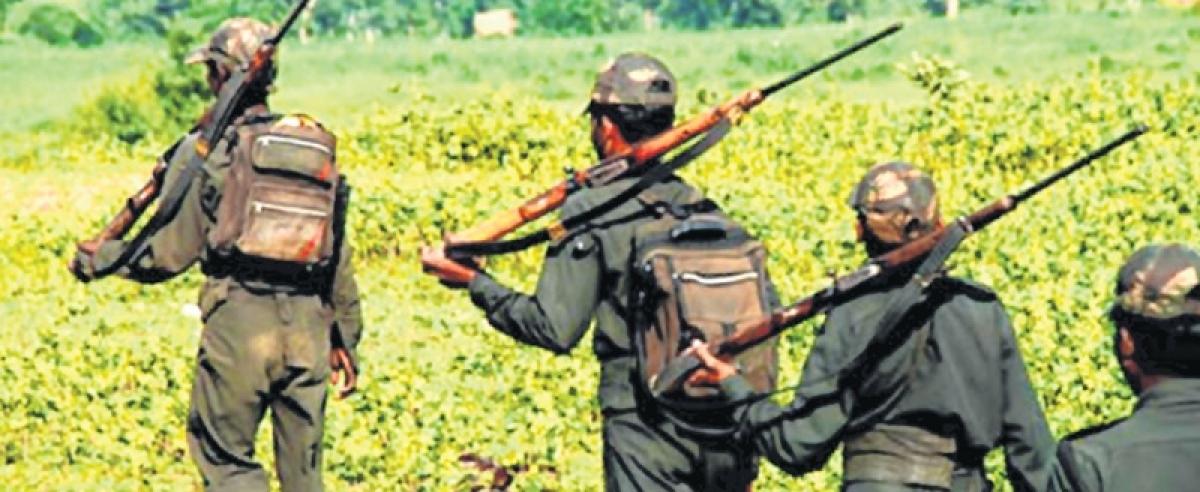 Ultras attack commandos in Gadchiroli, no casualty
