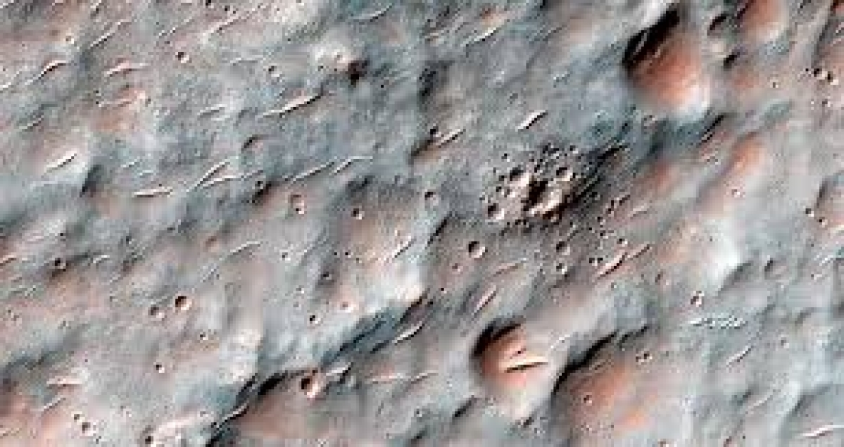 NASA's rover spots clay on Red Planet