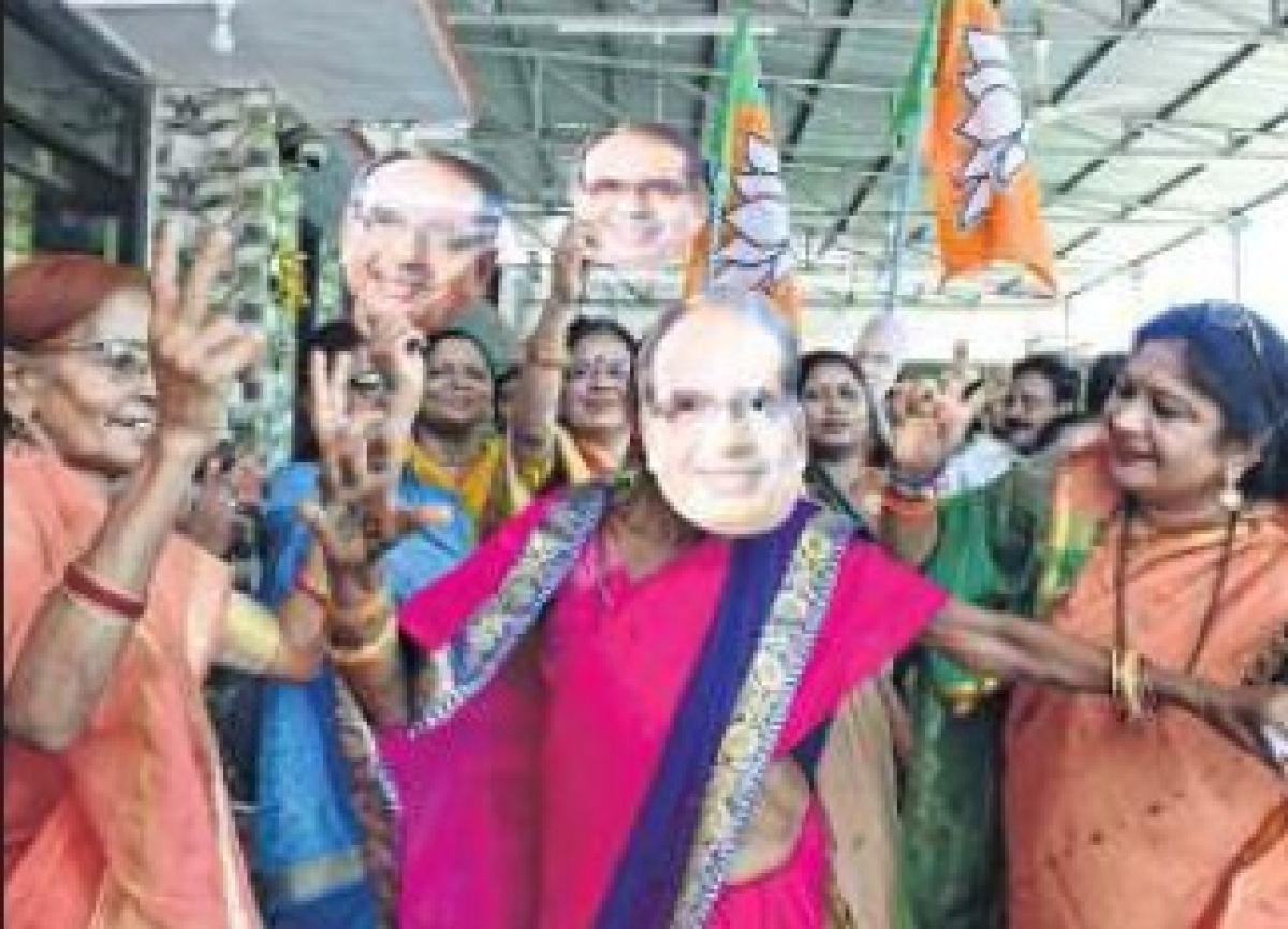Indore: Celebrations galore in city as Lalwani clocks major victory