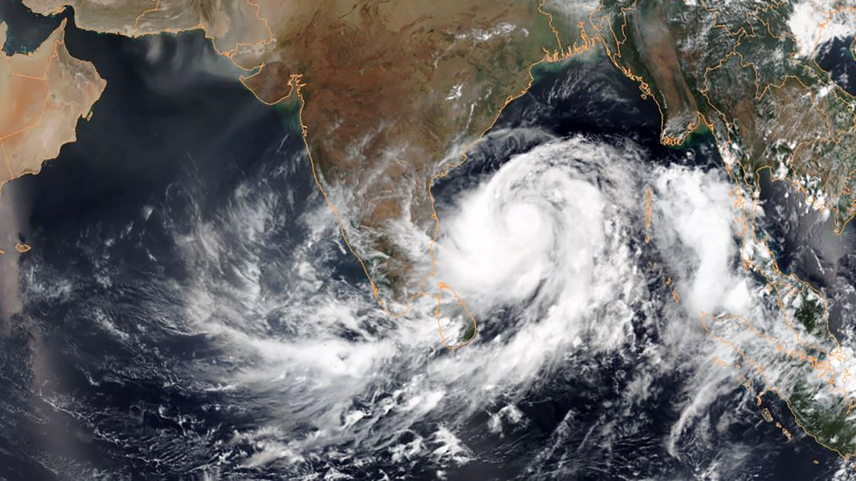 Now AI can help predict storms, cyclones