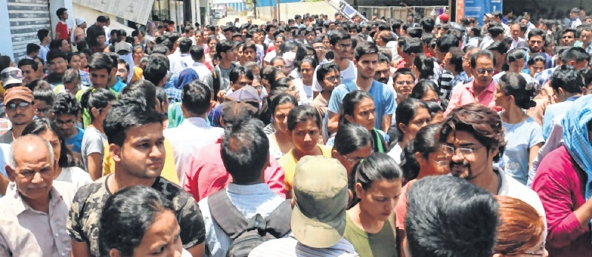 Indore: Rush hour for admissions, courtesy Lok Sabha polls