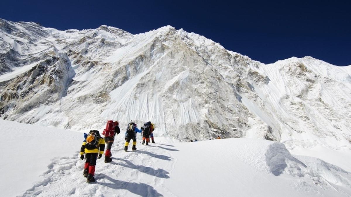 Endangered: World Heritage glaciers