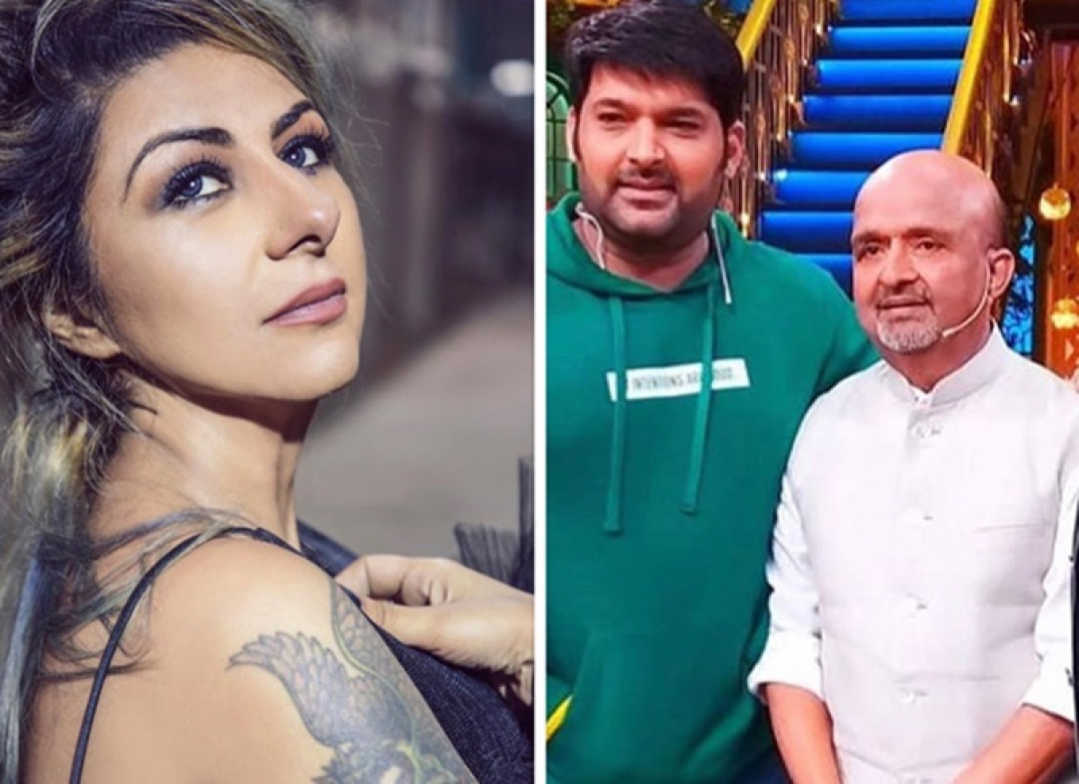 Hard Kaur slams lyricist Sameer Anjaan for not giving her the credit to song 'Chaar Baj Gaye'