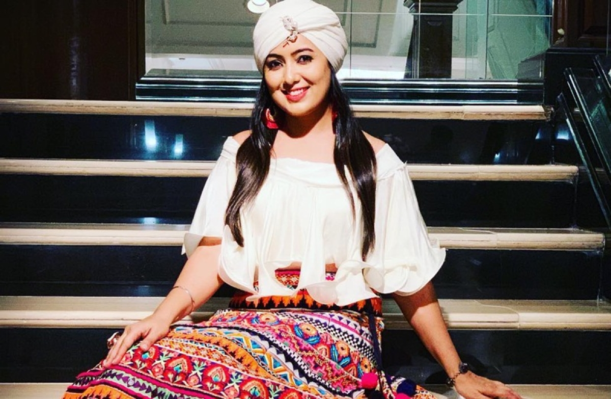 Mom's biryani, a drive with my husband or spa at home: Harshdeep Kaur's idea of a wow weekend